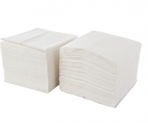 White Lunch Napkins (Box 5000)