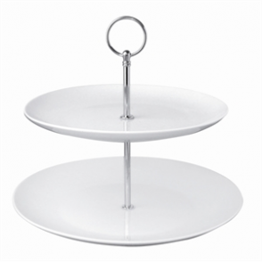 Olympia 2 Tier Cake Stand