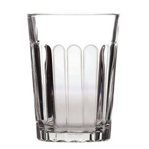 Libbey Duratuff Panelled Juice Tumblers 250ml (12pc)