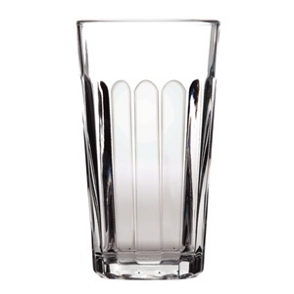 Libbey Duratuff Panelled Hi Ball Glasses 350ml (12pc)