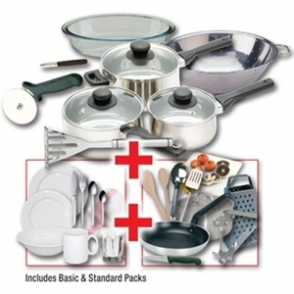 Student Pack - Full Works