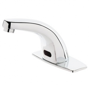 Hands Free Electronic Mixer Tap with Batteries