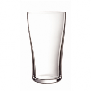 Arcoroc Ultimate Nucleated Beer Glasses 285ml CE Marked (36pc)