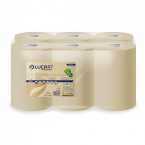 Lucart L-One Mini Natural Toilet Paper