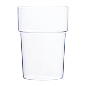 Polystyrene Tumblers 285ml CE Marked 1/2 Pint (100pc)