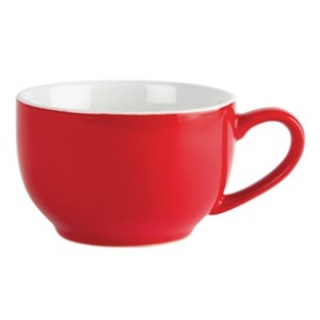 Olympia Café Coffee Cups Red 228ml 8oz (12pp)
