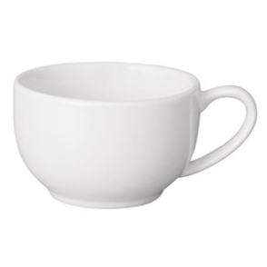 Olympia Café Coffee Cups White 228ml 8oz (12pp)