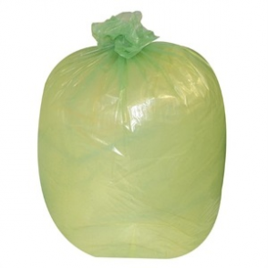 Jantex Refuse Sacks Green Pack of 200