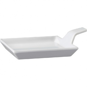 APS Melamine Fingerfood Dish White 95mm