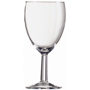 Arcoroc Savoie Wine Glasses 190ml CE Marked at 125ml (48pc)