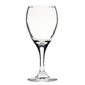 Libbey Teardrop White Wine Glasses 190ml CE Marked at 125ml (36pc)