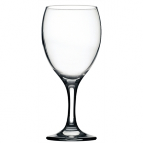 Imperial Wine Glasses 340ml CE Marked at 125ml 175ml and 250ml (12pc)