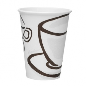 Milano Barrier Hot Cups 12oz (box 1000)
