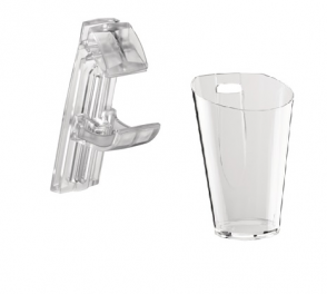 Table Mounted Ice Bucket and Holder
