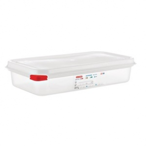 Araven 1/3GN Food Containers 2.5Ltr With Lid