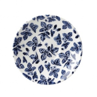 Churchill Vintage Prints Georgian Saucer Blue 141mm (12pp)