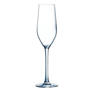 Arcoroc Mineral Champagne Flutes 160ml (24pp)