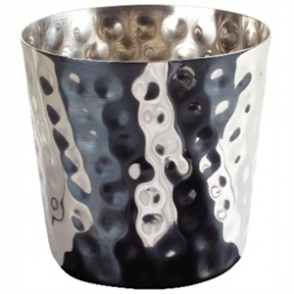 Stainless Steel Chip Cup 85mm
