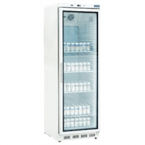 Polar Glass Door Refrigerator - 400Ltr