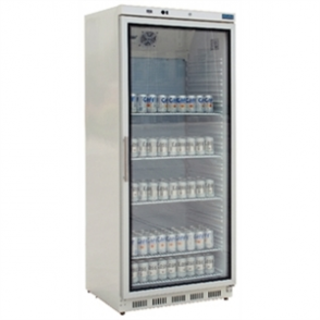 Polar Glass Door Refrigerator - 600Ltr