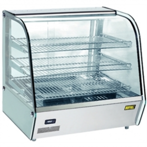 Buffalo Heated Display Merchandiser -  120Ltr