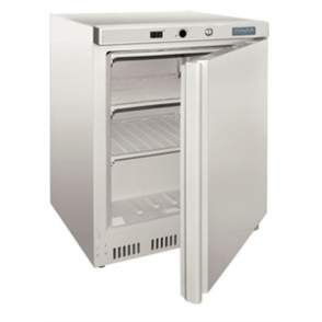 Polar Undercounter Freezer - 140Ltr 5cu ft