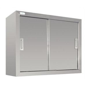 Vogue St/St Wall Cupboard - 600mm(h) x 900mm(w) x 300mm(d)