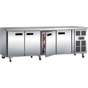 Polar Counter Gastro Refrigerator 4 Doors (M)