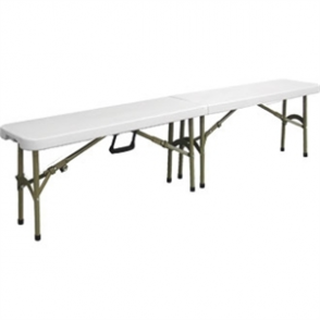 Bolero 6ft Centre Folding Bench