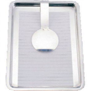 Tip Tray Stainless Steel 140mm 5.5in