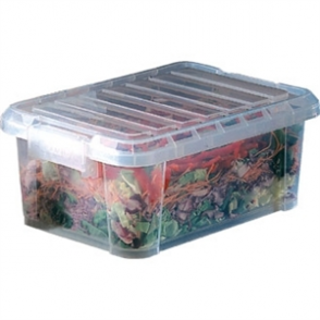 Food Storage Box with Lid 14Ltr