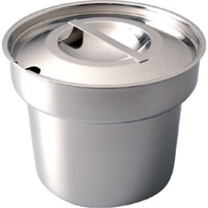 Bain Marie Pot and Lid 4ltr