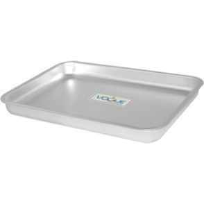 Vogue Aluminium Bakewell Pan 320x 215mm