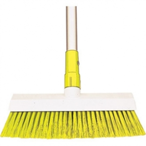 Hygiene Broom Head Stiff Bristle