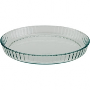 Pyrex Glass Quiche Dish 270mm