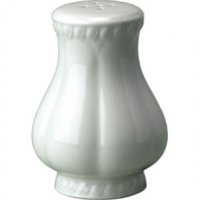 Buckingham White Sandringham Salt and Pepper (Box 6)