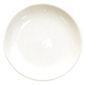 Olympia Ivory Round Coupe Plate 15cm 6 (Box 12)