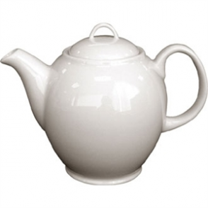 Olympia Ivory Teapot 687ml 25oz  (Box 4)