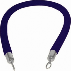 Blue Rope for Bolero Barrier
