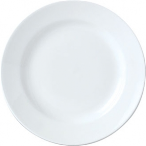 Steelite Simplicity White Harmony Plates 207mm (Box 24)