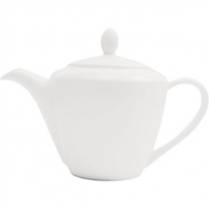 Steelite Simplicity White Teapots Harmony 597ml (Box 6)