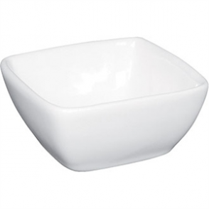 Olympia Miniature Rounded Square White - 60x60mm 2 1/2x2 1/2 (Box 12)