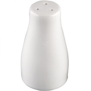 Olympia Whiteware Salt Shaker - 90mm 3 1/2 (Box 12)