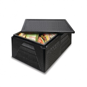 Thermobox Boxer Gastronorm 1/1 Black 42Ltr