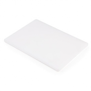 Hygiplas Chopping Board Small White 229x305x12mm