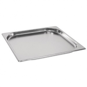 Vogue Stainless Steel GN 2/3 Pan 20mm