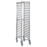 Tournus GN 1/1 Racking Trolley 20 Levels