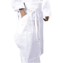 Chef Works Executive Chefs Tapered Apron White