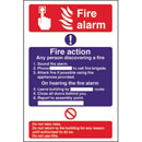 Fire Alarm/Fire Action