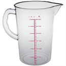 Polycarbonate Measuring Jug